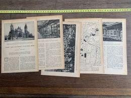 1918 JST VERS LES PATRIES D OUTRE MER SOUTH KENSINGTON WHITEHALL - Alte Papiere