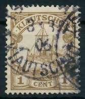 KIAUTSCHOU (DT. KOLONIE) Nr 18 Gestempelt X0941F6 - Colony: Kiauchau
