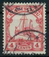 KIAUTSCHOU (DT. KOLONIE) Nr 20 Gestempelt X0941FE - Colony: Kiauchau
