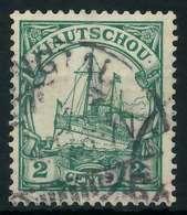 KIAUTSCHOU (DT. KOLONIE) Nr 29a Gestempelt X09425A - Colony: Kiauchau