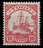 TOGO (DT. KOLONIE) Nr 22 Postfrisch X0944A6 - Colony: Togo