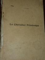 Le Chevalier Printemps - 1925 ? - Bricolage / Technique