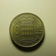 Monaco 10 Francs 1951 - 1949-1956 Alte Francs