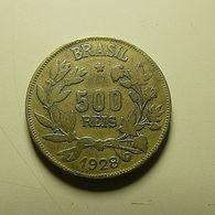 Brazil 500 Reis 1928 - Brasilien