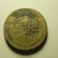 Brazil 1000 Reis 1922 - Brasilien
