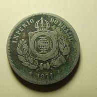 Brazil 100 Reis 1871 - Brasilien