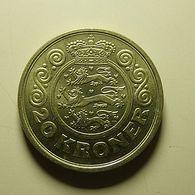 Denmark 20 Kroner 1990 - Denemarken