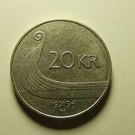 Norway 20 Kroner 1994 - Noruega