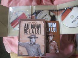 Steve McQueen Au Nom De La Loi Saison 1 Volume 3 + Livret ! 12 épisodes Avec BONUS - Western/ Cowboy