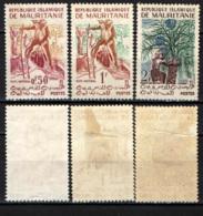 MAURITANIA - 1960 - BENE PASTORALE - SENZA GOMMA - Mauritania (1960-...)