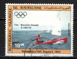 MAURITANIA - 1984 - Olympics Winners - USATO - Mauritania (1960-...)
