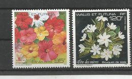 449/50   Fete Des Mères Luxe Sans Ch           (808) - Wallis Y Futuna
