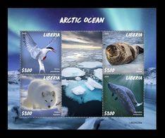Liberia 2020 Mih. 7769/72 Fauna Of Arctic Ocean MNH ** - Liberia