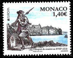 Europa - CEPT 2020 - Monaco  ** - Autres