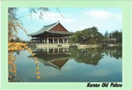 Kyonghoeru Pavilion, Kyongbokkung Palace, Choson Dynasty, Seoul, South Korea - Unused - Corea Del Sud