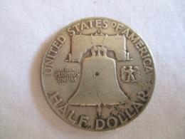 USA Half Dollar 1952 S - Bondsuitgaven