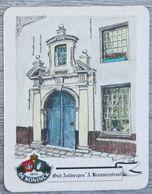 Sous-bock DE KONINCK Oud Antwerpen A. Brouwerstraat Anvers Bierdeckel Bierviltje Coaster (CX) - Portavasos