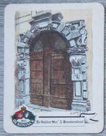 Sous-bock DE KONINCK De Gulden Ster A. Brouwerstraat Bierdeckel Bierviltje Coaster (CX) - Portavasos