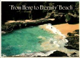 "Hawaii Oahu South Shore ""From Here To Eternity"" Beach - Oahu"