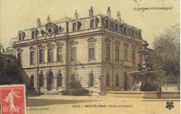 Montelimar, Palais De Justice - Montelimar