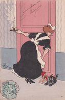 Liberty  ,  Illustr  Melina  A.  ,  Curiosità - Illustratori & Fotografie