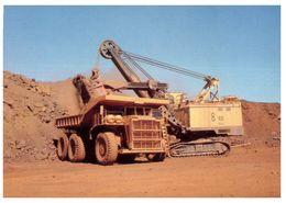 (B 18) Australia - WA - Iron Ore Mining - Mineral