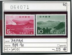 Japan - Japon - Nippon - Michel 889-890  - ** Mnh Neuf Postfris - - 1926-89 Emperor Hirohito (Showa Era)