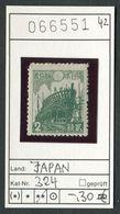 Japan - Japon - Nippon - Michel 324  - ** Mnh Neuf Postfris - - Unused Stamps
