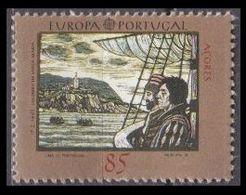 1992 Portugal Azores 425 Europa Cept 5,00 € - Europa-CEPT