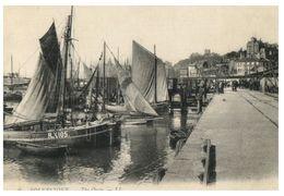 (B 19) Older Postcard - UK - Folkestone - Folkestone