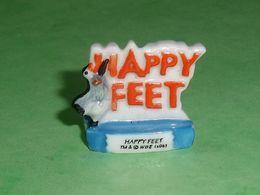 Fèves / Dessins Animés / Films / BD : Happy Feet , Plaque     T67 - Cartoons