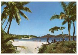 (B 19) Older Postcard - Fiji - Blue Lagoon - Fiji