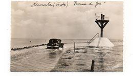 85 - Ile De NOIRMOUTIER - Passage Du Gois, Passage Aventureux - Voiture  (L30) - Ile De Noirmoutier