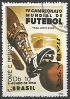 SAINT-THOMAS ET PRINCE  N° 957 OBLITERE - Sao Tomé Y Príncipe