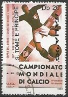 SAINT-THOMAS ET PRINCE  N° 959 OBLITERE - Sao Tome Et Principe
