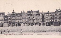 620 Heyst Sur Mer Partie De La Digue Ouest - Heist