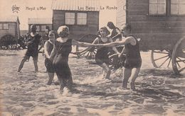 620 Heyst Sur Mer Les Bains La Ronde - Heist