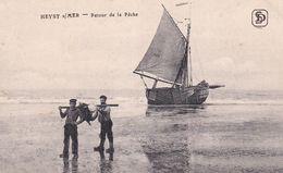 620 Heyst Sur Mer Retour De La Peche - Heist