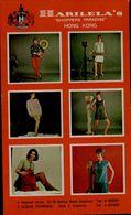 HONG KONG...6 FEMMES....CPM ANIMEE - Mode