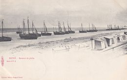 620 Heyst Sur Mer Bateaux De Peche - Heist