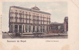 620 Heyst Sur Mer Souvenir De Heyst L Hotel Du Kursaal - Heist