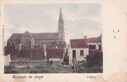 620 Heyst Sur Mer Souvenir De Heyst L Eglise - Heist