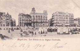 620 Heyst Sur Mer Les Hotels De La Digue Centrale - Heist