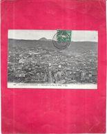 CLERMONT FERRAND  - 63 -    Panorama Et Le Puy De Dome - GIR - - Clermont Ferrand