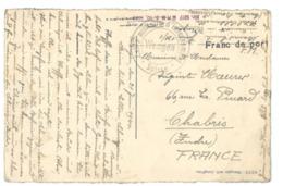 Suisse. Wengen. Cachet Du Camp Militaire D'internement, Assez Rare (9382) - BE Berne