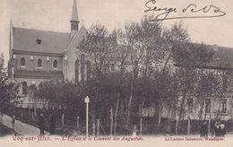 620 Coq Sur Mer L Eglise Et Le Couvent Des Augustins - De Haan