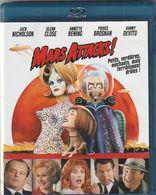"""DVD BLU RAY """" MARS ATTAQUE """" - Fantascienza E Fanstasy"""