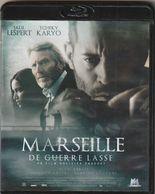 DVD BLU RAY Marseille De Guerre Lasse - Policiers