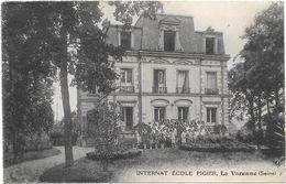 LA VARENNE : INTERNAT ECOLE PIGIER - France