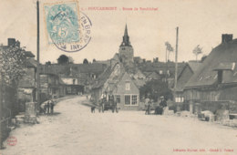 76 // FOUCARMONT    Route De Neufchatel - France